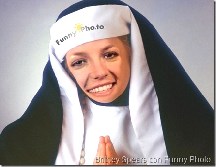 Britney Spears en Funny Photo