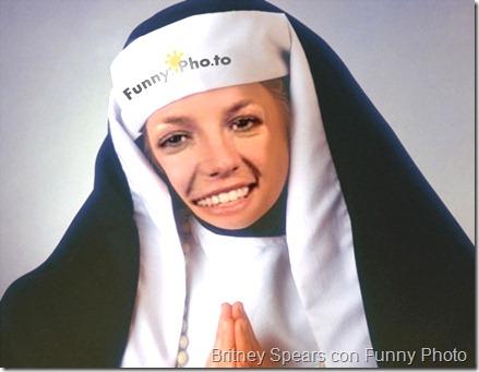 Britney Spears en Funny Photo