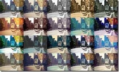 Efecto Sepia en tus fotos